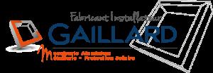 Logo de Gaillard ETS, fabricant de menuiserie aluminium Les Essarts